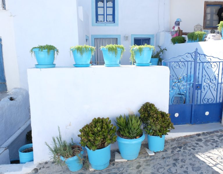 Santorin-Cyclades
