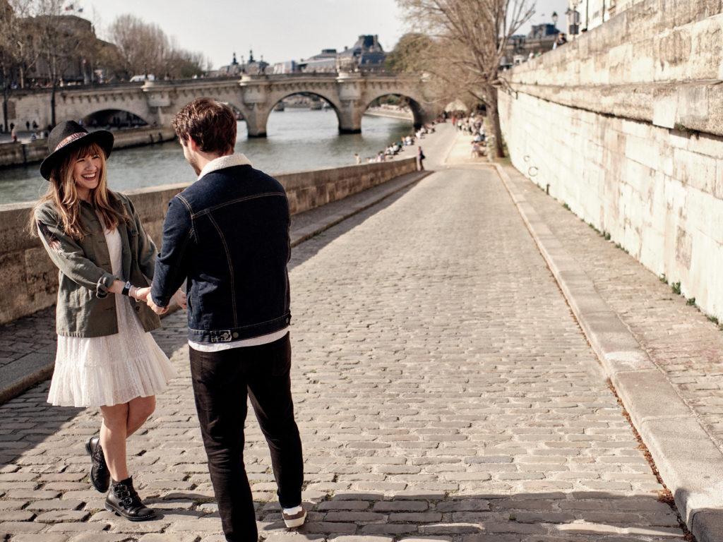 paris couple