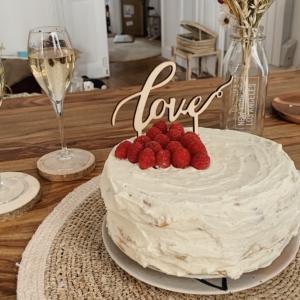 Naked Cake Vanille