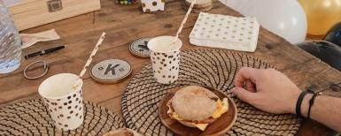 recette egg muffins