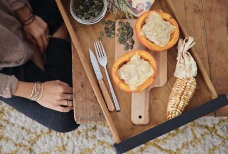 recette de farci de potimaron pour une soirée d'automne