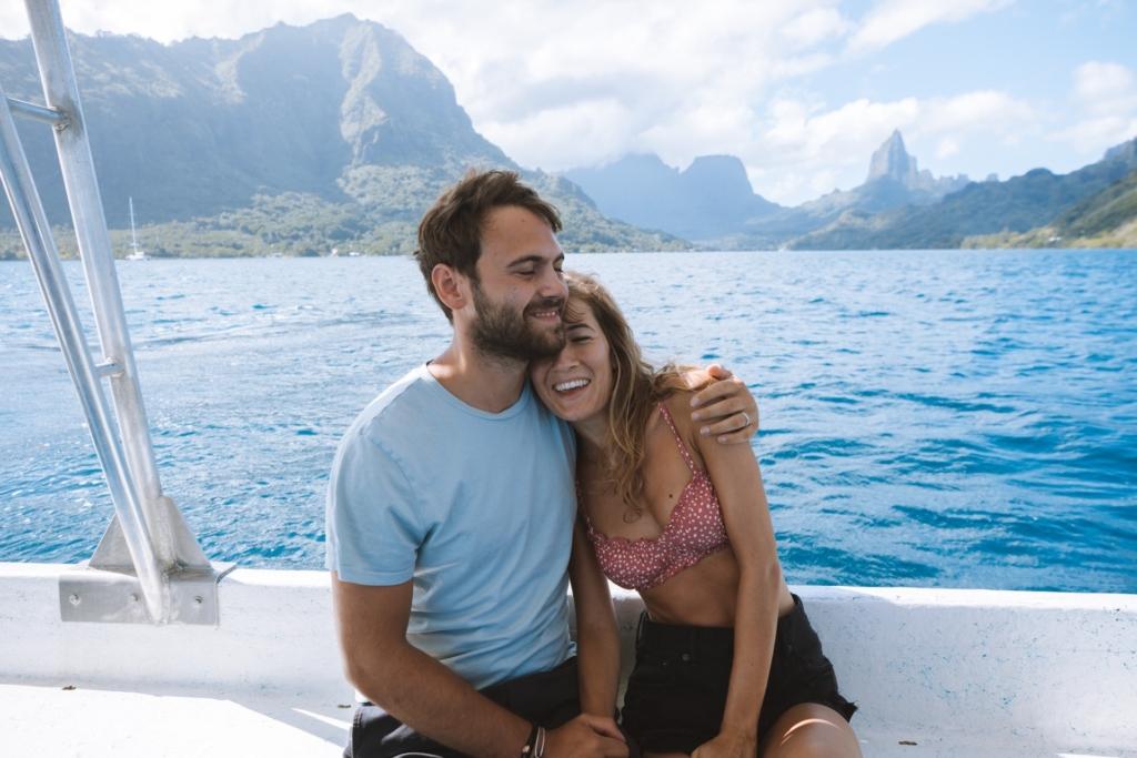 Bora-Bora vacances, couronnes de fleurs, lune de miel , Tips pour une valise pour sa lune de miel