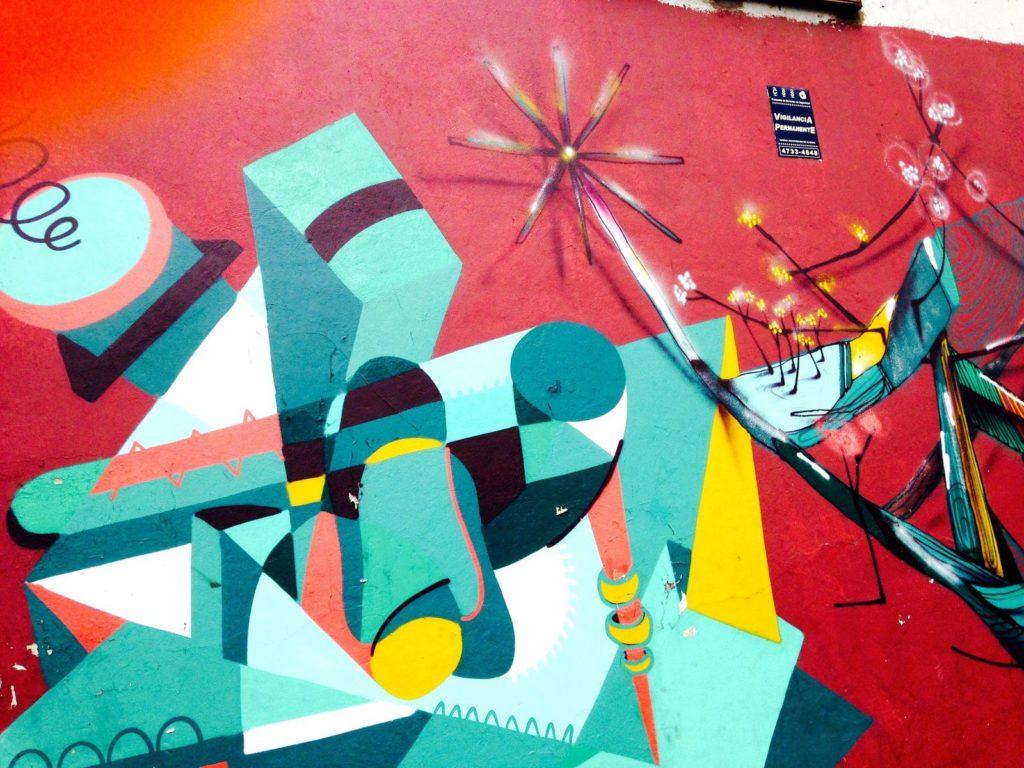 graffiti présents dans le quartier de Palermo Soho, Street Art Buenos Aires 3