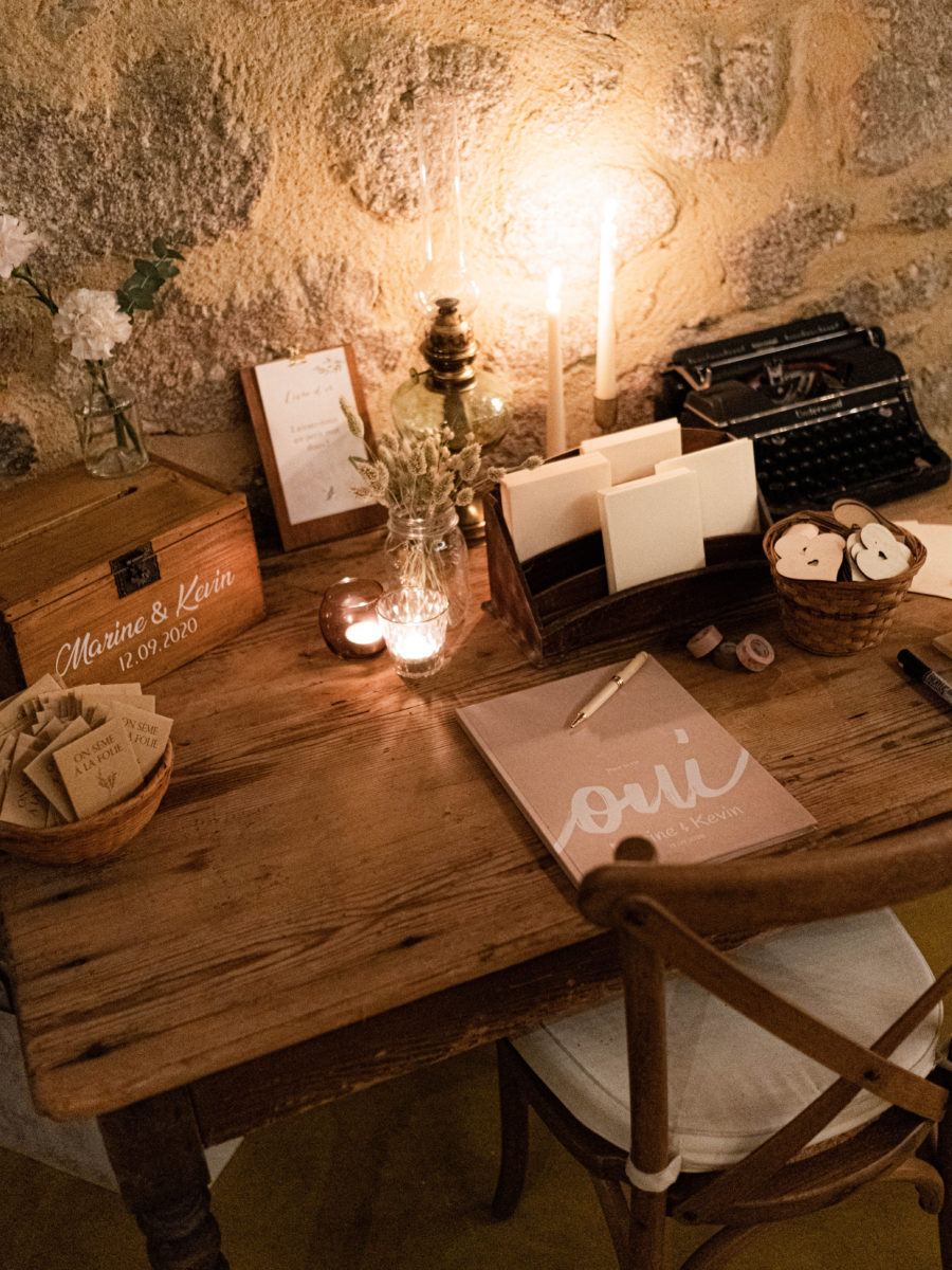 la fabrique à sachet cadeaux invités mariage