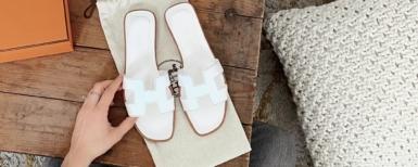 sandales Oran Hermès